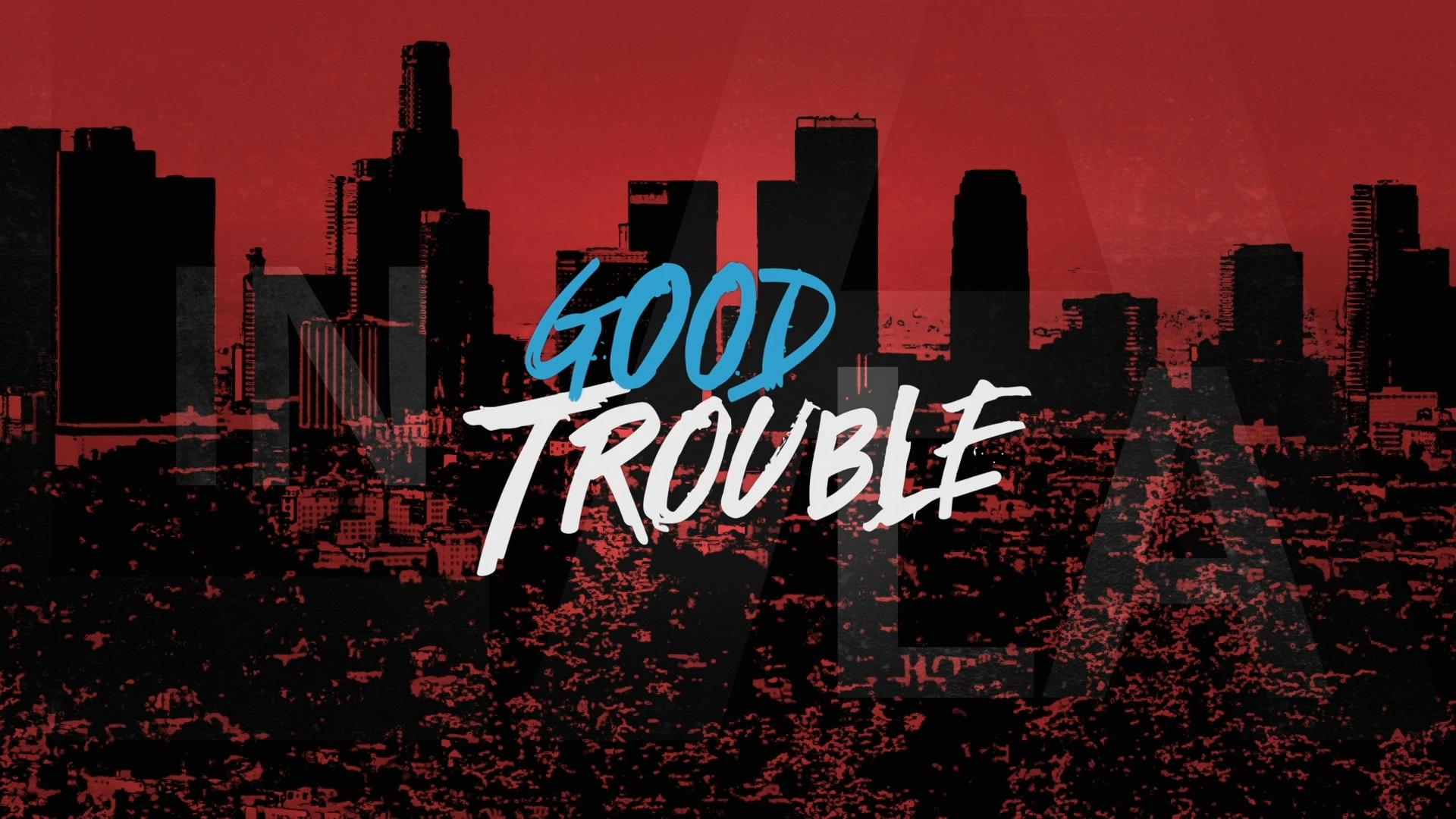 Good Trouble Temporada 3 (2021) 1080p WEB-DL