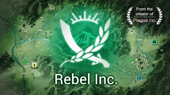 Rebel Inc هي لعبة لا غنى عنها على هاتفك إذا كنت تحب السياسة وتحلم بأن تصبح حاكمًا في المستقبل.