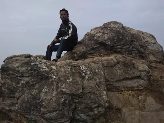 At Ramitey Dhara View Point Icchey Gaon