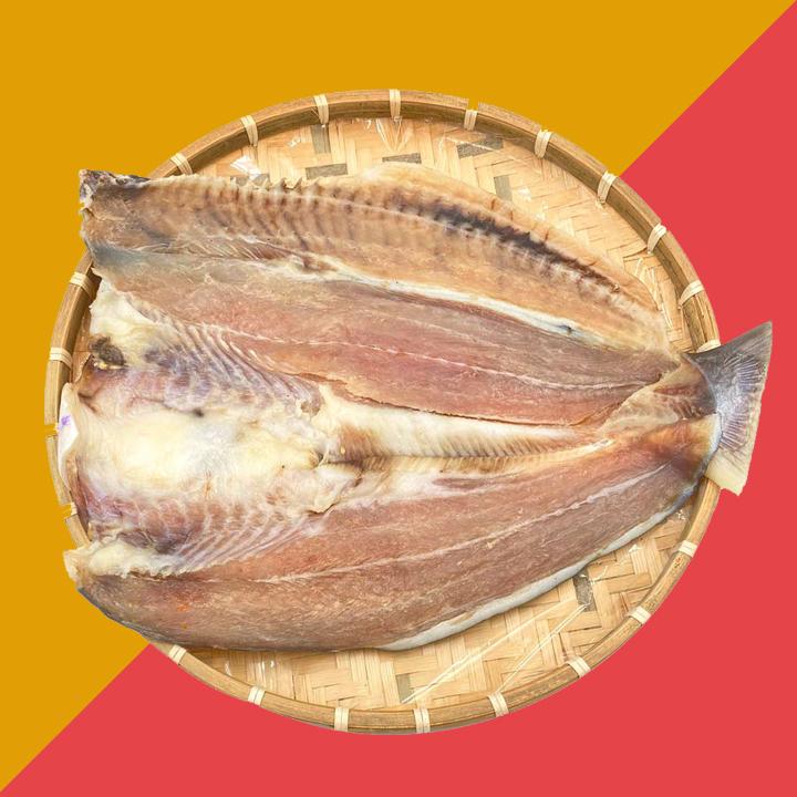 Khô cá Hú lạt vừa ăn, đặc sản An Giang