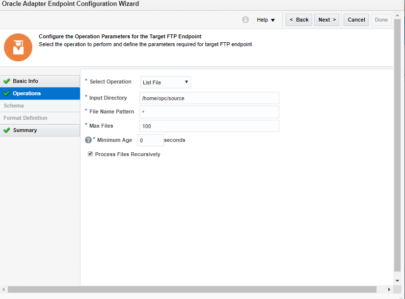 Ankur's blog: How to list files from FTP resides in multiple