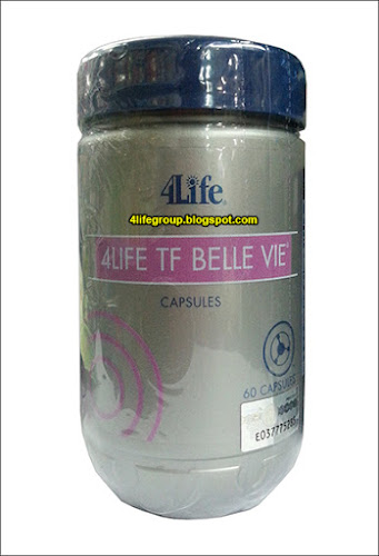 foto 4Life Transfer Factor Belle Vie