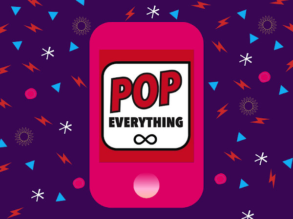 PODCASTASTIC #3 - Pop Everything