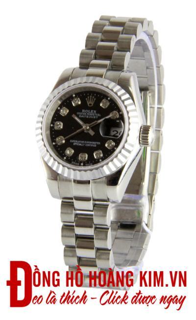 đồng hồ rolex nữ chính hãng giá rẻ