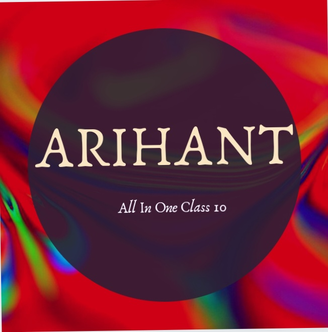 Arihant All In One Class 10 Set Of All Books Pdf
