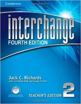 New Interchange 1 Third Edition Teachers Book