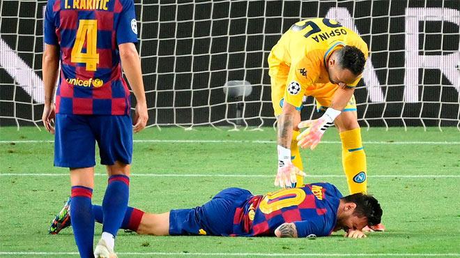 Messi bắn phá 35 CLB cúp C1 ăn đứt Ronaldo, tình hình chấn thương ra sao? 3