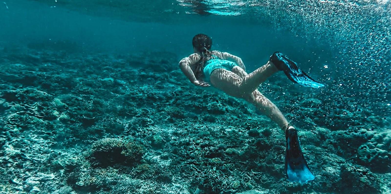 Snorkeling in Gili T, WanderlustBeautyDreams