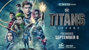 Titans SS2  Biệt đội titans Phần 2