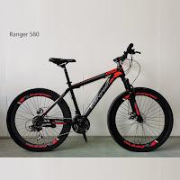 Sepeda Gunung Evergreen EG540 Ranger mtb Mountain Bike