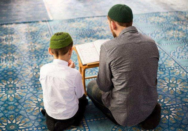 mendidik anak dalam Islam
