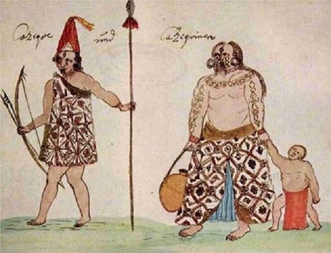 Los dibujantes del Chaco