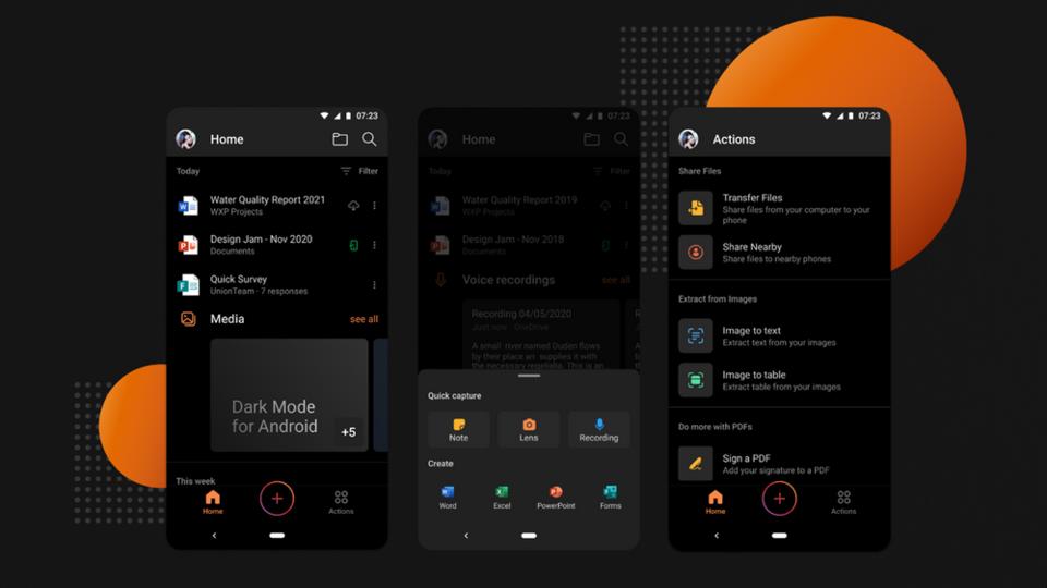 cara-mengaktifkan-mode-gelap-di-microsoft-office-untuk-android