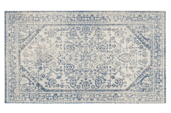 Blue Rug from Wayfair | 20 Classic Style Rugs for Any Budget at www.andersonandgrant.com