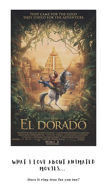 the road to el dorado movie travel review