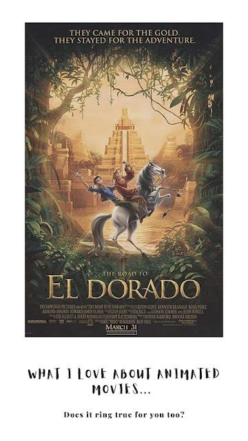 the road to el dorado movie travel review