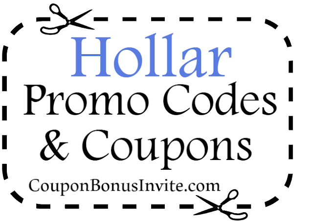 Hollar.com Promo Codes, Coupons and Discount Codes 2017-2018 April, May, June, July, August, September