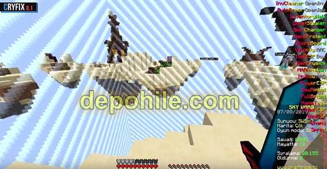 Minecraft Craftrise Cryfix Client Banlatmayan Yeni Hile İndir
