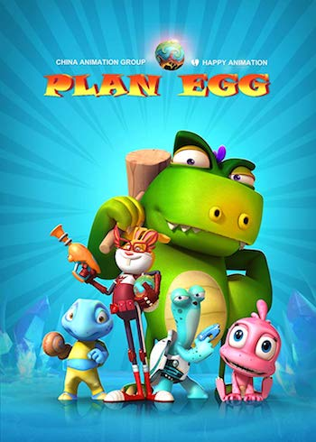 Plan Egg 2017 Hindi Dual Audio WEB-DL 720p 750MB