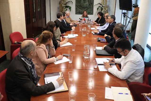 Reunión del grupo de trabajo de municipios vascos por la innovación