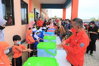 Peringatan Hari Cuci Tangan Pakai Sabun Sedunia Tahun 2021