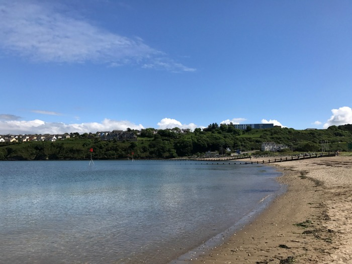 Goodwick beach