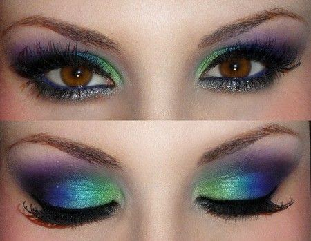 eye make up by sofia adnan