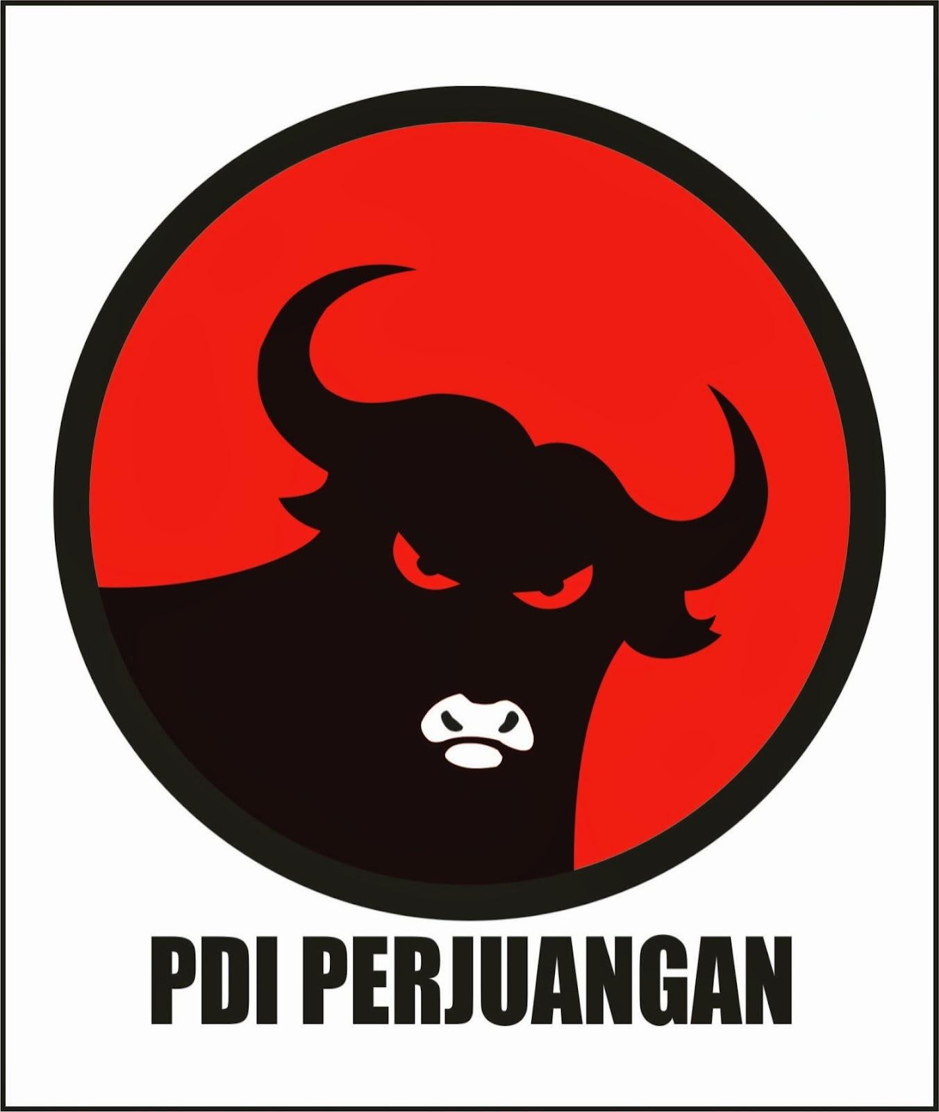 Logo PDI Perjuangan (Logo PDI-P) | Download Gratis