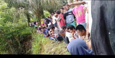 Ikan tak Dapat, Sarif Hilang di Sungai Batanghari