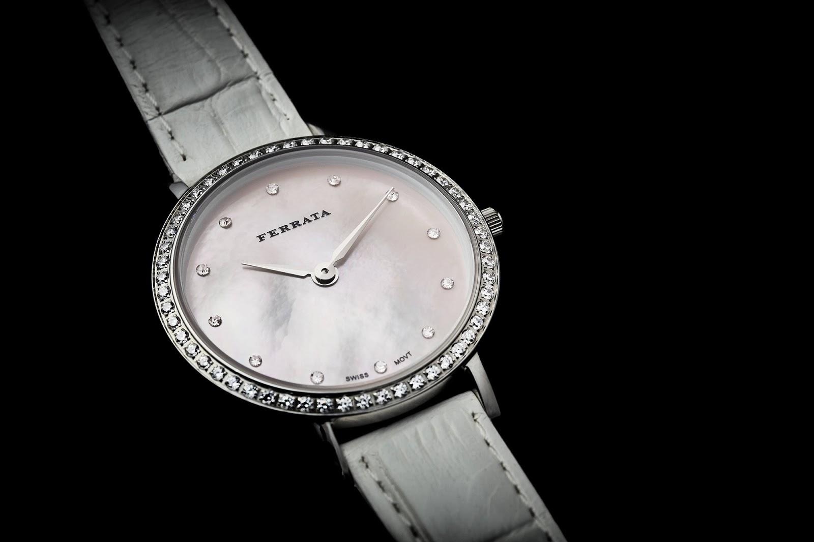 orologio stile glamour