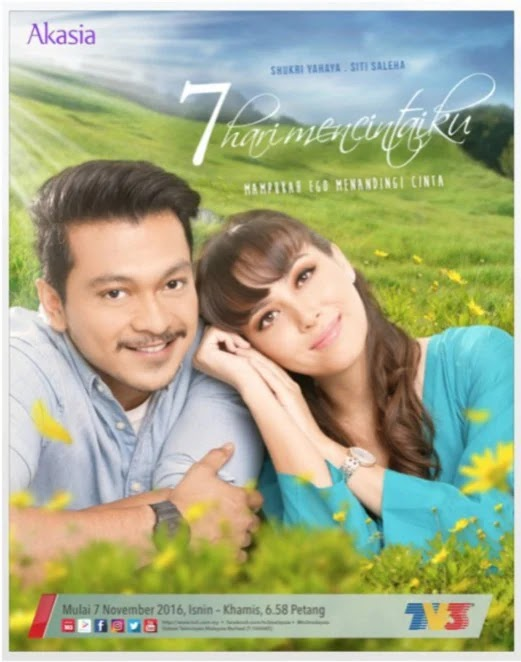 Drama Slot Akasia - 7 Hari Mencintaiku Full Episode