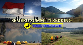 Mount Semeru Trekking Tour 4 Days