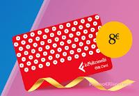 Per te una Gift Card da 8€ con La Feltrinelli : come riceverla in regalo