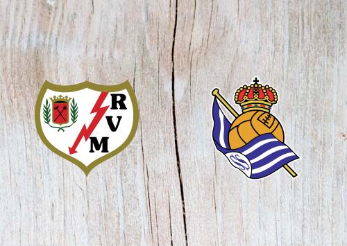 Rayo Vallecano vs Real Sociedad - Highlights 20 January 2019