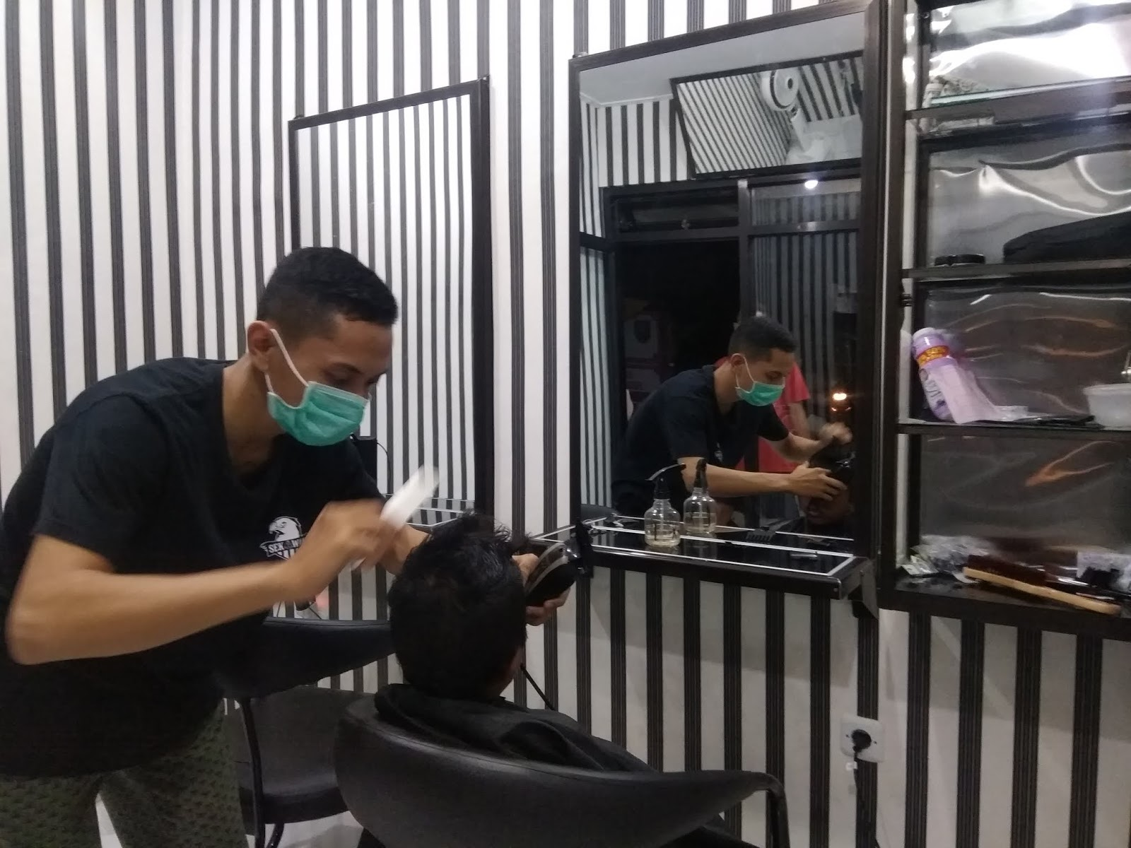 Ambyar Promo Nup Barbershop