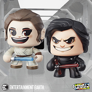 Star Wars Mighty Muggs 2018 Entertainment Earth