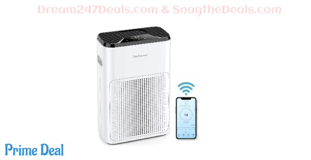 40% off Smart Pro Series Air Purifier with True HEPA Filter