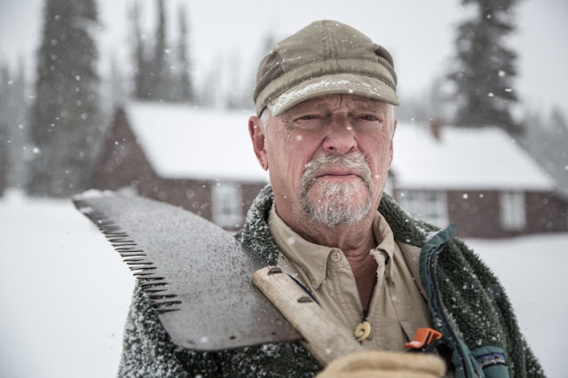 Photo of Yellowstone Ranger Steven Fuller