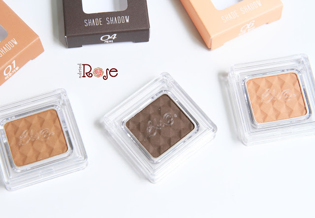 bbia eyeshadows