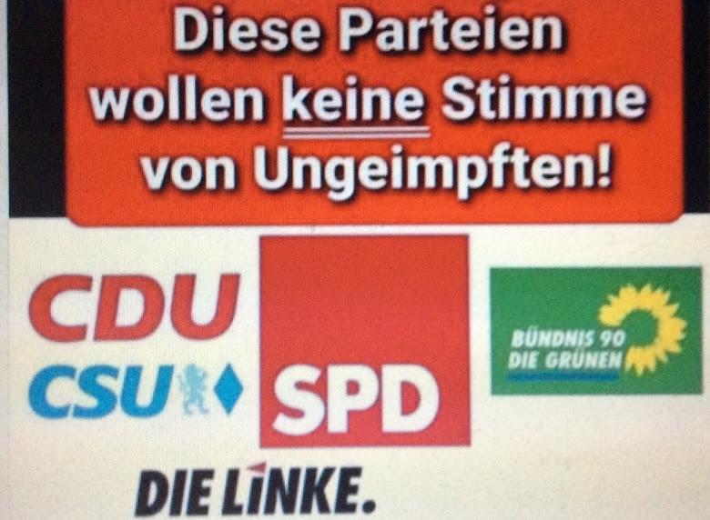 """NRW-Landtagswahl 2021: Gegen nächsten Lock-Down Stimme gültig für """"Die Basis"""" einsetzen"""