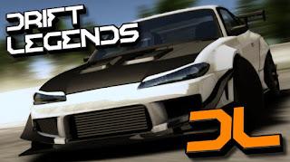 تحميل لعبة Drift Legends مهكرة للاندرويد