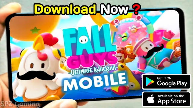 Download Fall Guys On Android | Download Fall Guys On Mobile (Android/iOS) 2020 | FALL GUYS