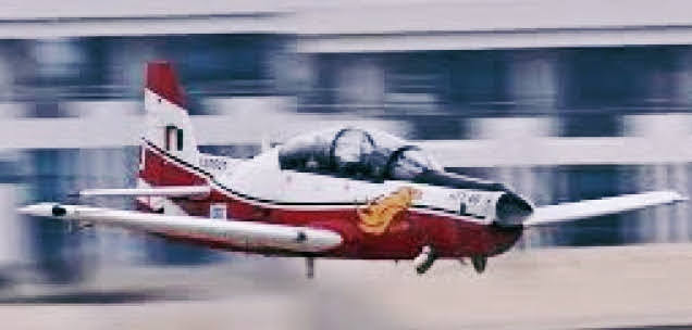 HTT40 Aircraft