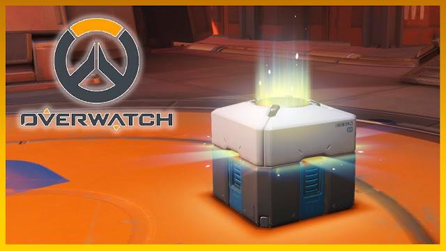 Overwatch genera mil millones de dólares con cajas de botín y otros micropagos.