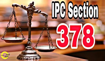 IPC Section 378 in Hindi