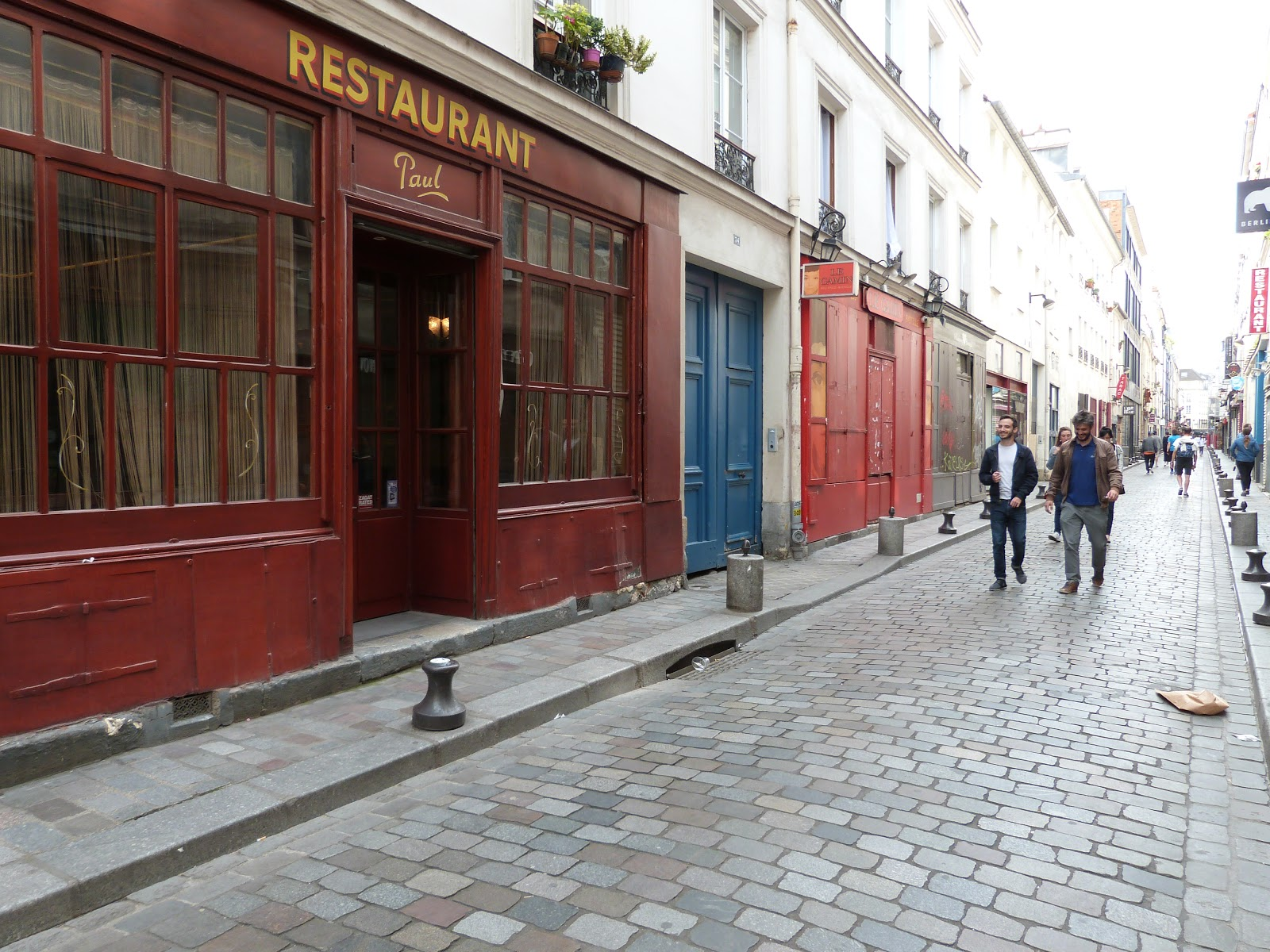 Rue de Lappe, Paris