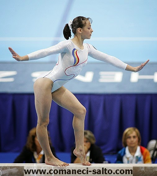Romanian Women Gymnast Catalina Ponor 88