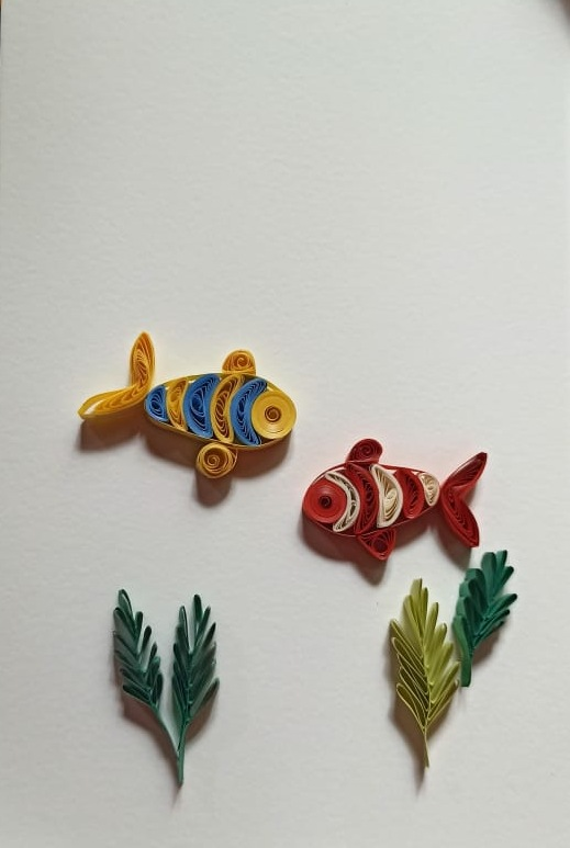 Creating A Paper Quilling And Renaissance Art
