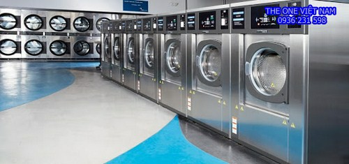 Máy giặt sấy tự động cho tiệm giặt