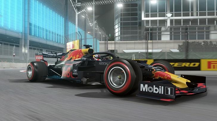 F1 2020 Improvements, Split-screen & Online Multiplayer